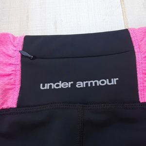 Under Armour Pants - Under Armour Small Capri Heat Gear Compression